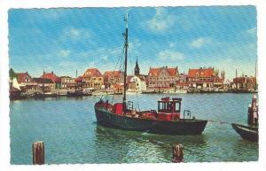 Boat, Volendam (North Holland), Netherlands, PU-1969