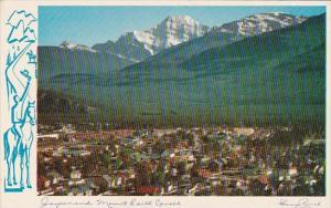 Canada Jasper And Mount Edith Cavell Jasper Village Jasper Alberta