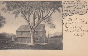 DEERFIELD , Mass. , 00-10s ; Old Indian House