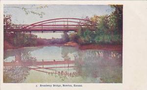 Scenic view, Broadway Bridge, Newton, Kansas,  00-10s
