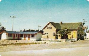 DRYDEN , Ontario, 1950-60s ; LenVer Motel
