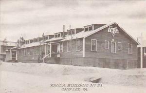 Y.M.C.A. Building #53, Camp Lee, Virginia, 00-10s
