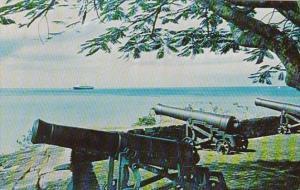 Antigua Fort James