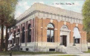Illinois Sterling Post Office