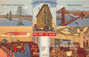 San Francisco Oakland Bay Bridge , CA