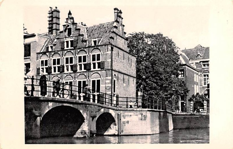 Huis aan de Drie Grachten Amsterdam Unused