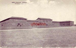 NORMAL SCHOOL, FRESNO, CA