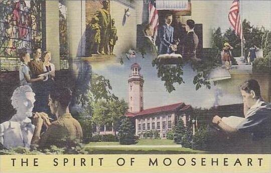 Illinois Mooseheart The Spirit Of Mooseheart