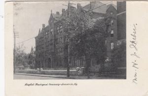 LOUISVILLE, Kentucky; PU-1906; Baptist Theological Seminary