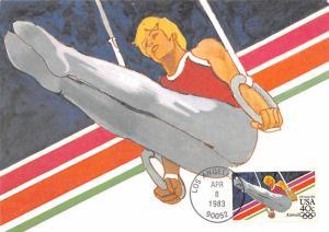 Summer Olympics - Robert Peak