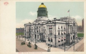 KANSAS CITY , Missouri , 1901-07 ; Federal Building