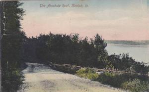 The Anschutz Road, Keokuk, Iowa, PU-1951