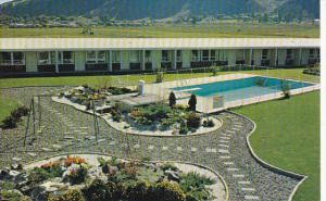 Canada Davy Crockett Motel Kamloops British Columbia