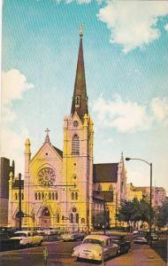 Illinois Chicago Holy Name Cathedral