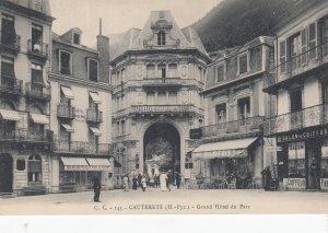 CAUTERETS , France , 00-10s ; Grand Hotel du Parc