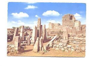 Temple of the Obelisks, Byblos, Jebail, Lebanon, Used 1965