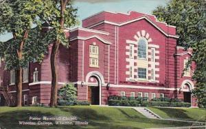 Illinois Wheaton Pierce Memorial Chapel Wheaton College