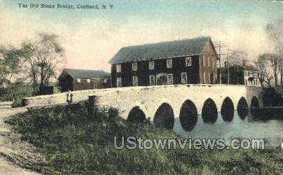 Old Stone Bridge Cortland NY Unused