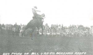 Bozeman Montana Rodeo