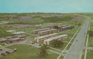 OKINAWA, Japan, PU-1965; Troop Barracks
