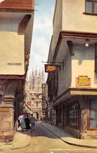 England Mercery Lane Canterbury High Street