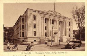 CPA VIETNAM SAIGON - Compagnie Franco-Asiatique (86061)
