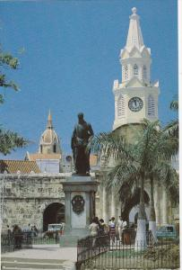 Clock Tower, CARTAGENA, Colombia, 50-70's
