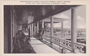 Pennsylvania Pocono Mountains Monomonock Inn Artvue