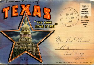 Folder - TX. Texas, The Lone Star State      (18 views)