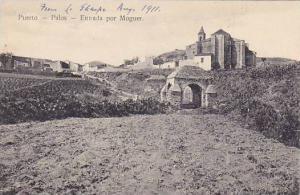 Puerto-Palos-Entrada por Moguer, Argentina, 1911
