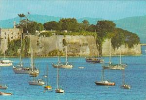 Martinique Fort-de-France Pleasure Boats In Fleming Bay