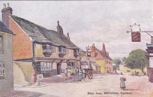 Star Inn , ALFRISTON , Sussex, England, United Kingdom; 00-10s