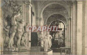 Postcard Old Calvary of Pontchateau 1st Station Jesus is a Condemns Death