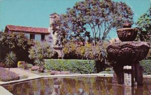Founeded Nov 1st , 1776 The Inner Patio Mission San Juan Capistrano California