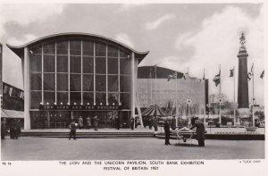 RP: Festival of Britain , 1951 ; South Bank Exhibition, LONDON , England ; Li...