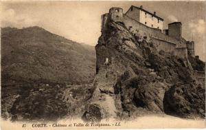 CPA CORSE Corte- Chateau et Vallée de Tavignano. (711562)