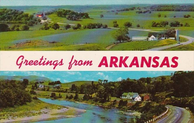 Greetings From Arkansas