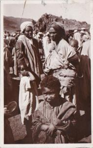 Egypt Scene dans un souk berbere