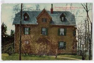 Res Harriet Beecher Stowe, Hartford CT