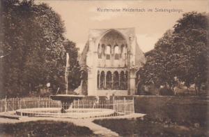 Klosterruine Heisterbach Im Siebengebirge (North Rhine-Westphalia), Germany, ...