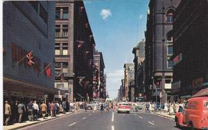 Yonge Street, North , Toronto , Ontario , Canada , 40-50s