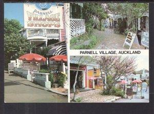 Parnell Village,Aukland,New Zealand BIN