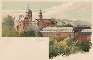 Weilburg a/L. , Germany , 1890s ; Schloss