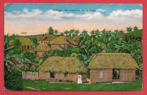 Thatched Huts, Cuba