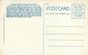 Starved Rock, Illinois State Park 1910s 1920s unused Post...