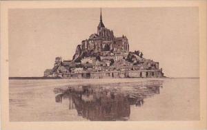 France Mont Saint Michel General View