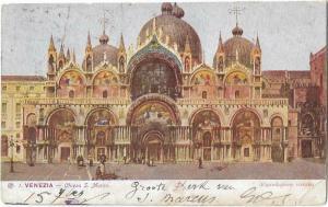 Italy - Venezia chiesa san Marco 01.24