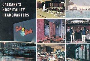 CALGARY , Alberta , Canada , 50-70s ; Hospitality Headquarters