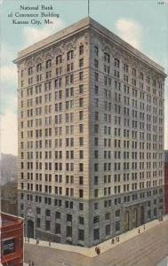 Missouri Kansas City National Bank Of Commerce 1910
