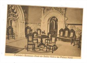 BUSSACO , Portugal, 00-10s: Haal do Salao Nobre do Palace Hotel